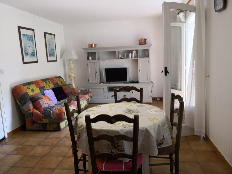 Prix special été Appartement situé dans le bas d'une villa - en rez-de-jardin -, location de vacances à Les Mathes