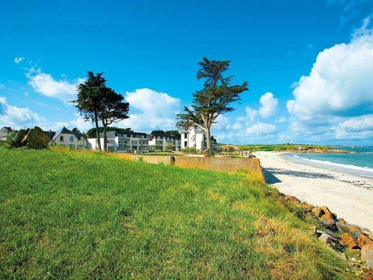 Appartement 300m de la Mer | Accès Piscine + Espace Fitness, location de vacances à Plougasnou