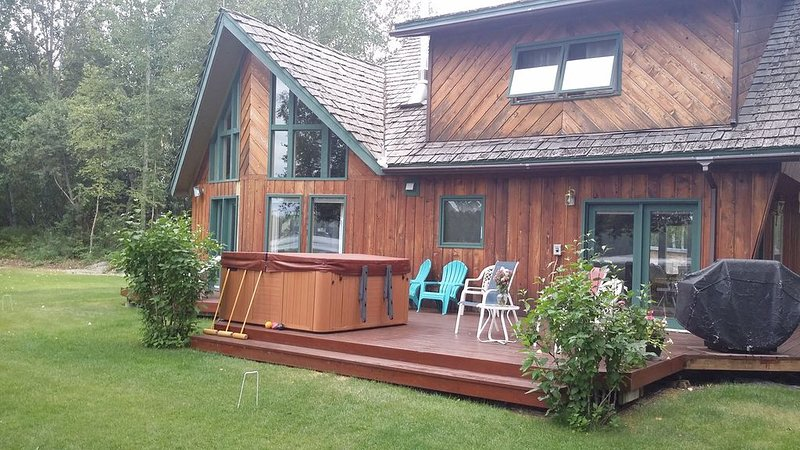 Authentic Alaskan Slice of Heaven, vacation rental in Wasilla