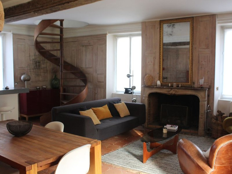Maison de Caractère très cosy, aluguéis de temporada em Dourdan