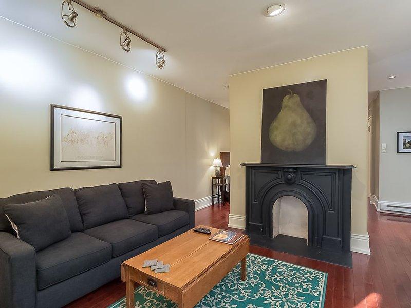 Inviting Downtown Frankfort Guest Suite, location de vacances à Frankfort