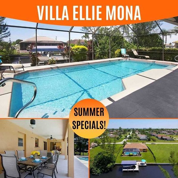 Villa Ellie Mona