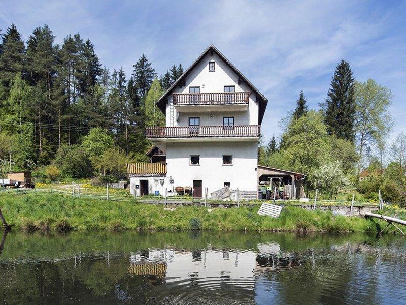 Alluring Apartment in Schönsee with Garden, holiday rental in Schoensee