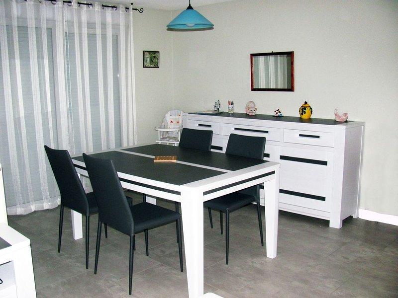 T3 *** 68 m2,calme et sécurisé, Internet, parking privé, ANCV, holiday rental in Cran-Gevrier