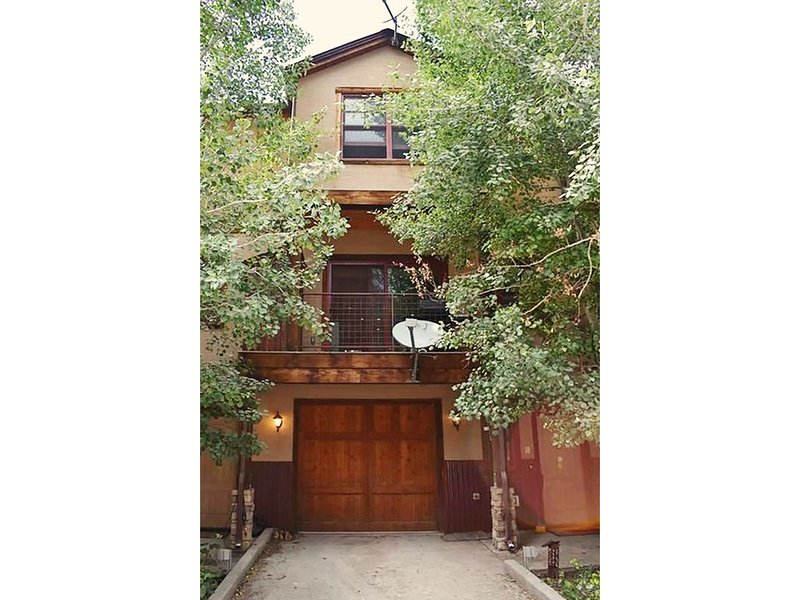 New Listing! Newly Furnished - Upscale Townhome - Near Downtown Ouray, holiday rental in Ouray