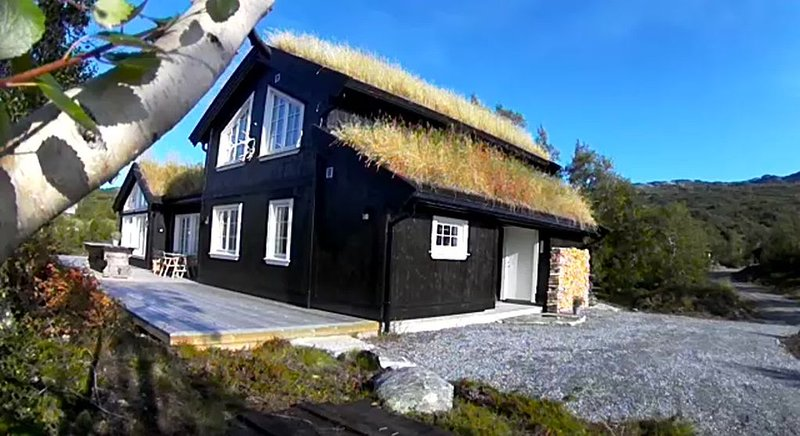 New, high-quality mountain lodge on top of Norway!, location de vacances à Sogn og Fjordane