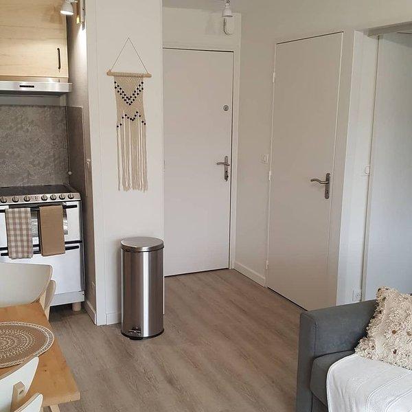 T2 refait à neuf Villers sur Mer, holiday rental in Villers-sur-Mer