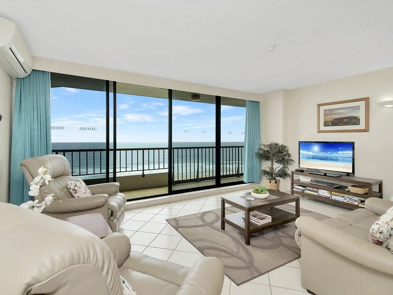 THE ROCKS RESORT, UNIT 11i, vacation rental in Currumbin