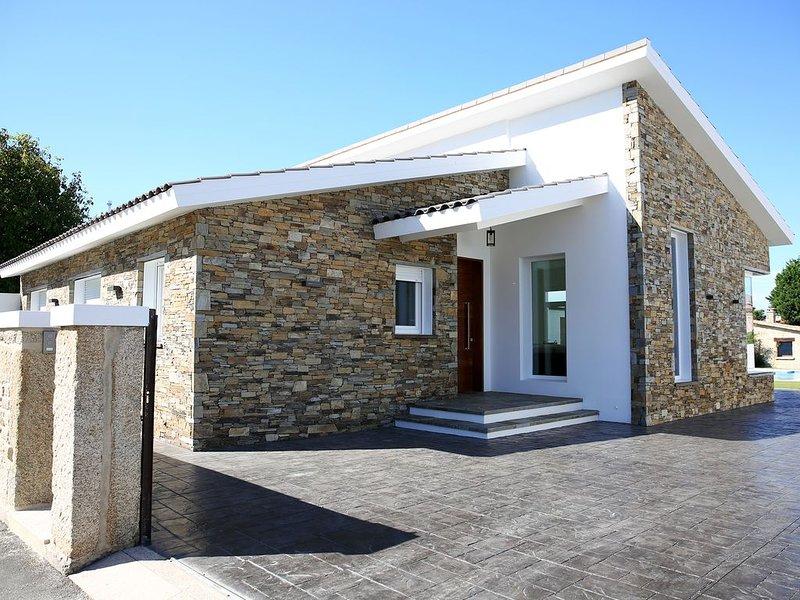 Casa Privada Viña de Millán, holiday rental in O Grove