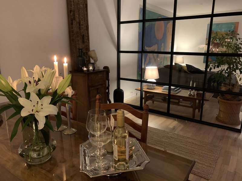 Charming Apartment in the center of old Aalborg, holiday rental in Gistrup