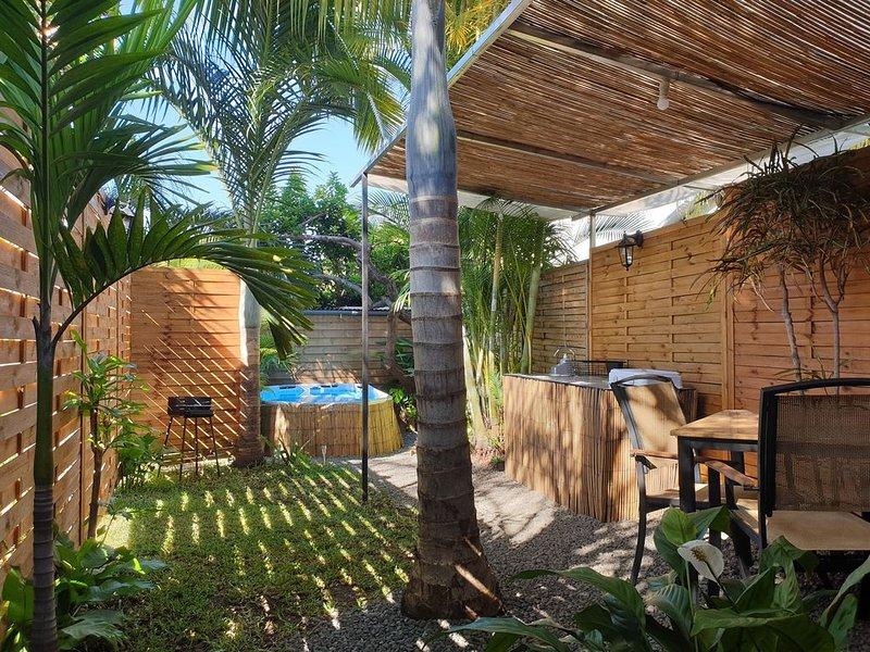 La Cabane tropicale éco-responsable, casa vacanza a Ravine des Cabris