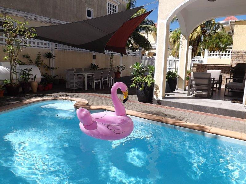 Très belle Villa, Piscine privée, proche plage IDEAL pour vos vacances, vacation rental in Riviere du Rempart District