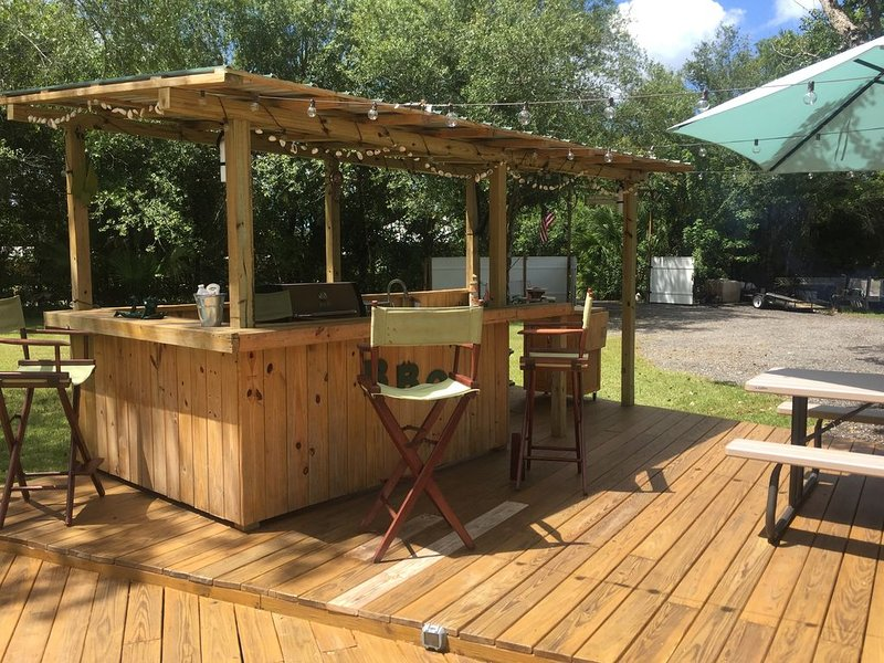 Private and relax retreat, holiday rental in Fort Ogden
