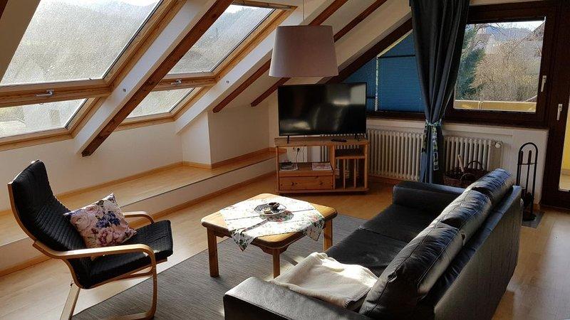 Ferienwohnung Kandelhexe, 100qm, Balkon, 1 Schlafzimmer, max. 2 Personen, location de vacances à Schweighausen