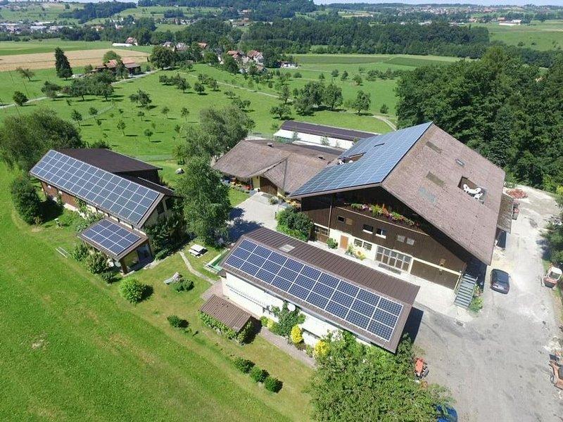 Ferienwohnung Bischofszell für 4 - 6 Personen mit 2 Schlafzimmern - Ferienwohnun, holiday rental in St. Gallen