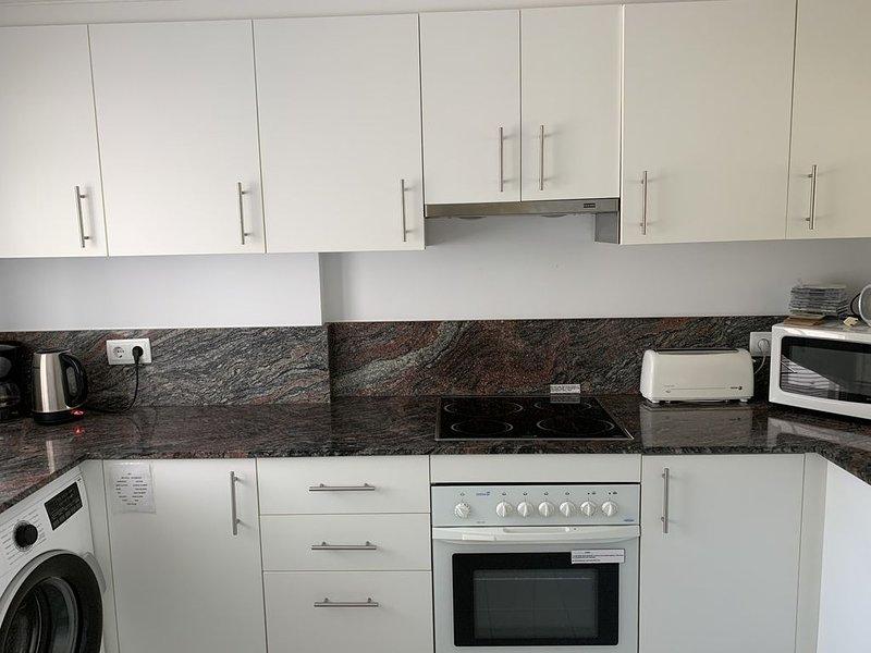 NEW FOR 2020 SEASON.Superb 3 bed  Apartment on the luxury La manga golf resort., holiday rental in Estrecho de San Gines