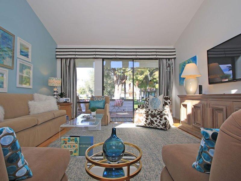 A KNOCKOUT PROPERTY IN RANCHO LAS PALMAS ... UPDATED TO PERFECTION, alquiler de vacaciones en Rancho Mirage