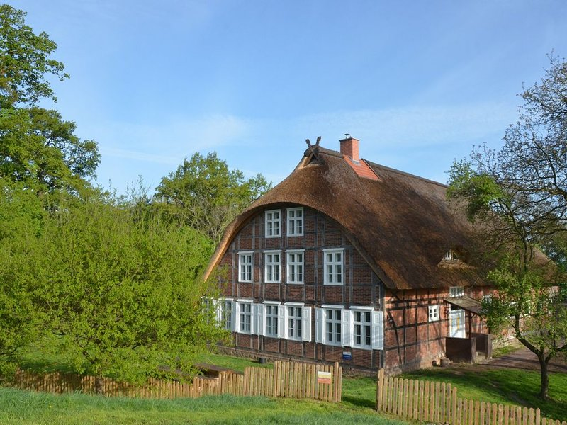 Deichkind Elberadweg, location de vacances à Wittenberge