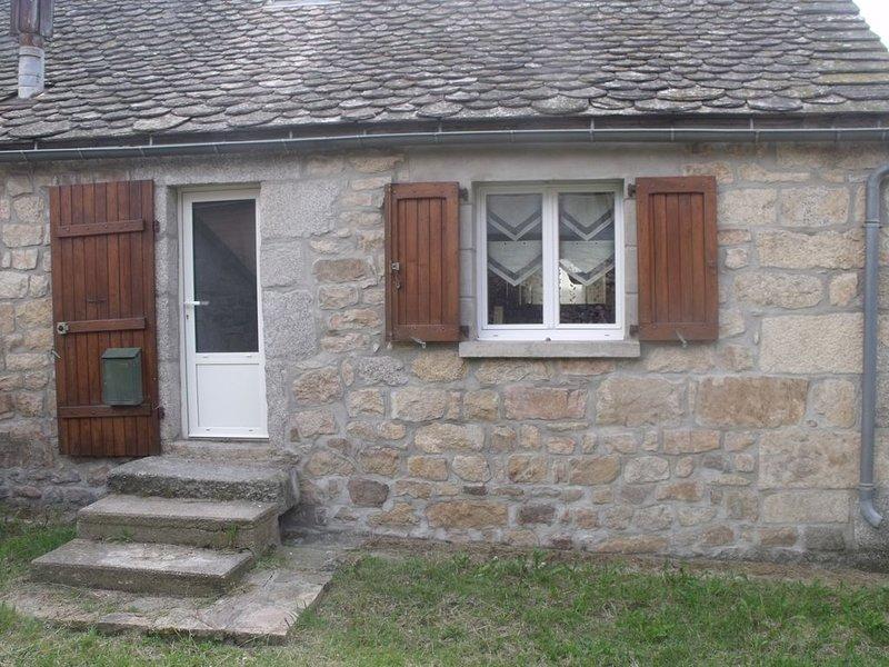 petite maison typiquement Lozérienne, alquiler vacacional en Le Malzieu-Forain