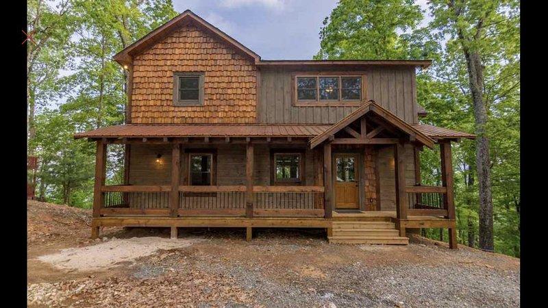 Relax on Top of the Ridge -- Ellijay, GA, holiday rental in Ellijay