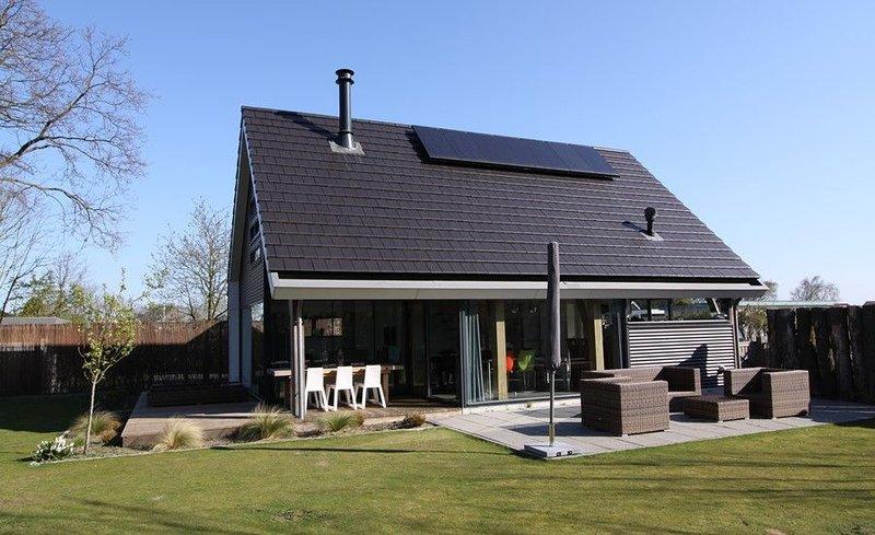Horizon 36 Luxuriöse Freizeitvilla mit Lademöglichkeit für Ihr Elektroauto, casa vacanza a Renesse