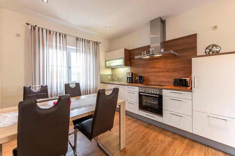 Neben dem Bockl-Radweg - gemütliches Appartement in Waidhaus (56 m2), location de vacances à Waldthurn