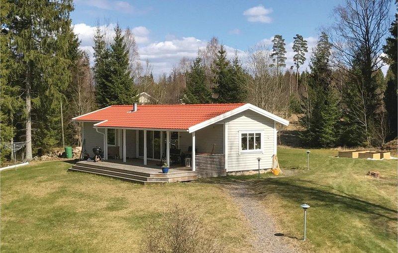 3 Zimmer Unterkunft in Rörvik, holiday rental in Lammhult