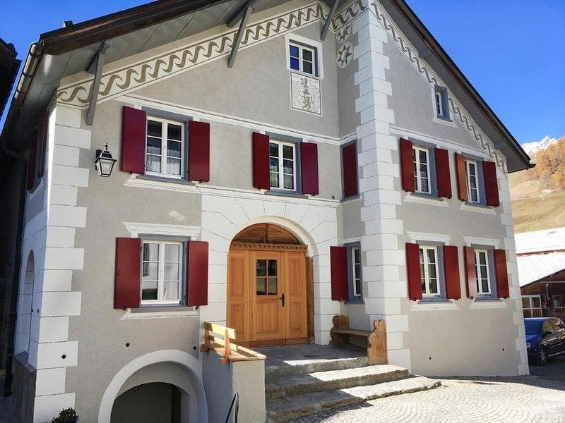 Ferienwohnung Guarda für 6 - 12 Personen mit 6 Schlafzimmern - Ferienwohnung in, casa vacanza a Guarda
