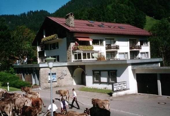 Apartment Oberstdorf for 2 - 4 people with 1 bedroom - Holiday, holiday rental in Ofterschwang