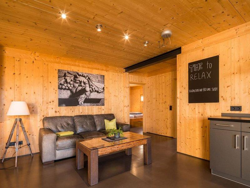 Ferienwohnung Neubau 2, 73qm, 2 Schlafzimmer, max. 4 Personen, location de vacances à Britzingen