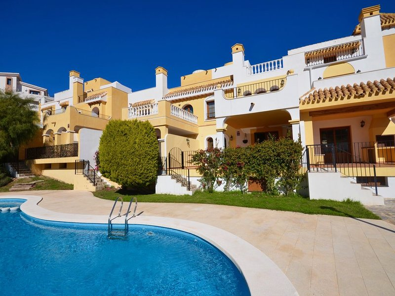 Great location with spectacular views, holiday rental in Llano del Beal