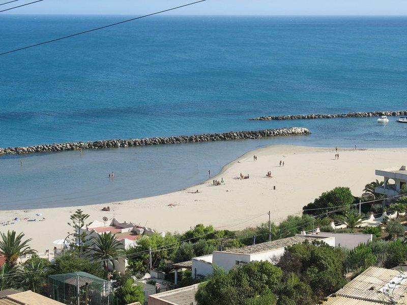 Le tue Vacanze nel mare di Sciacca, vacation rental in Cartabubbo