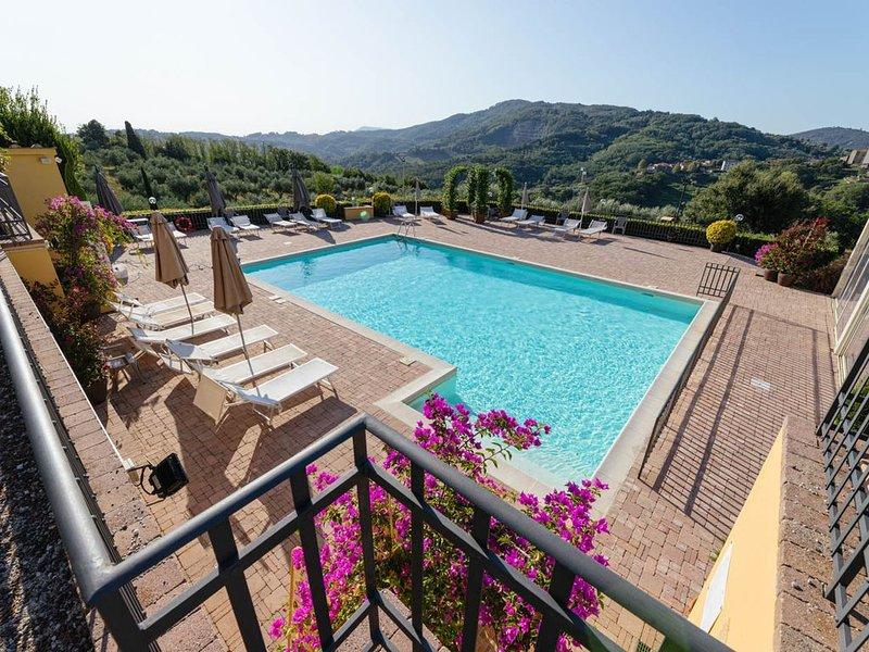 Paradiso e paesaggio, holiday rental in Nievole
