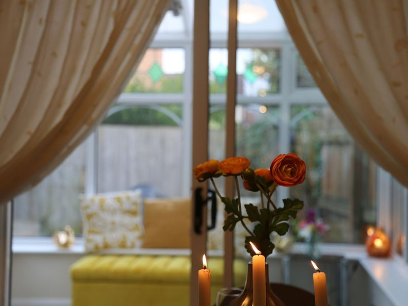 Renaissance Place - near Manchester airport, holiday rental in Cheadle