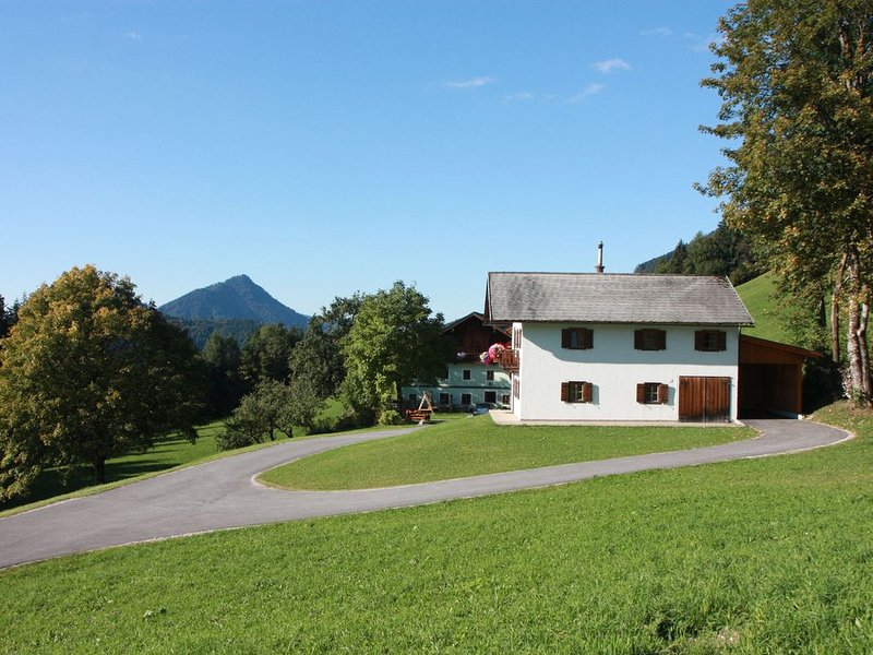 Cosy Holiday home in Salzburg with garden and mountain views, vacation rental in Koppl