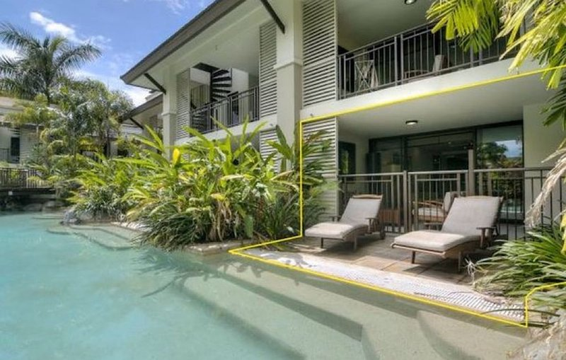 Sea Temple Port Douglas 2 Bedroom Swimout, casa vacanza a Oak Beach