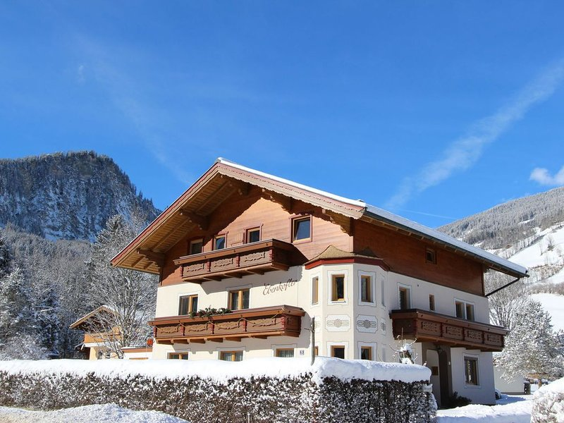 Comfortable Apartment in Königsleiten near Forest, holiday rental in Zell am See