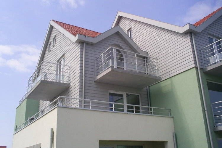 Nice apartment on a new holiday park, alquiler de vacaciones en Wimereux