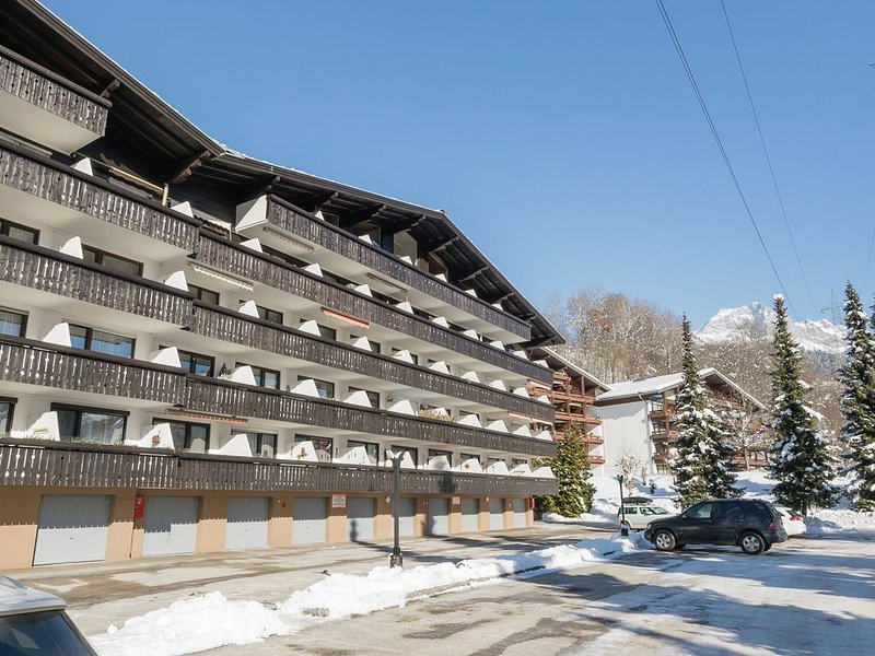 Comfortable apartment directly across from the ski slopes., location de vacances à Maria Alm