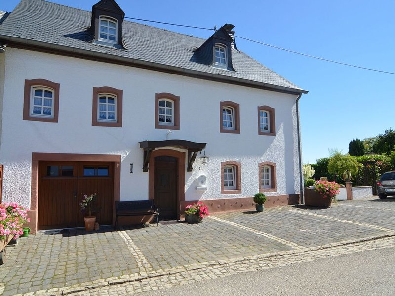 Appealing Apartment in Ittel with Garden, Parking, Bicycles, holiday rental in Echternacherbrueck