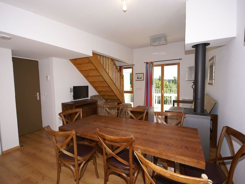 Nice apartment with two bathrooms in the beautiful ValJoly, holiday rental in Seloignes