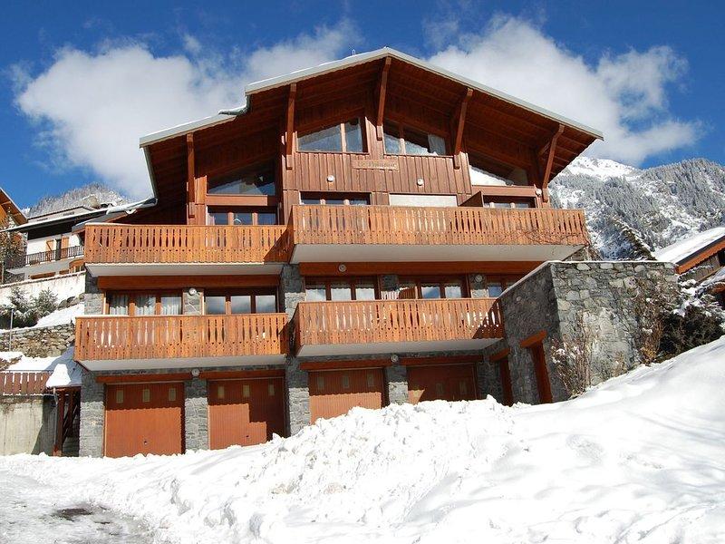 Splendid Home in Champagny-en-Vanoise with Lift, holiday rental in Champagny-en-Vanoise