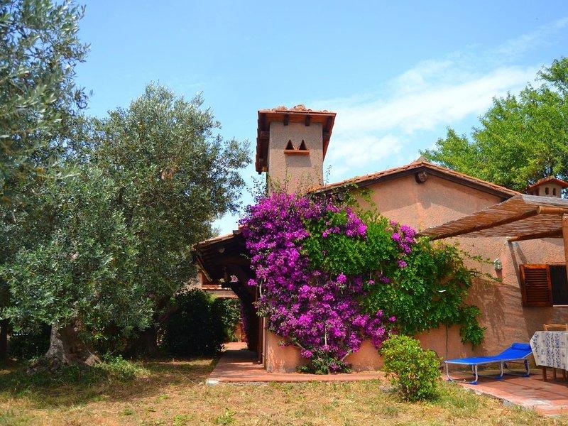 Comfy Holiday Home in Monte Argentario with Garden, casa vacanza a Isola di Giannutri