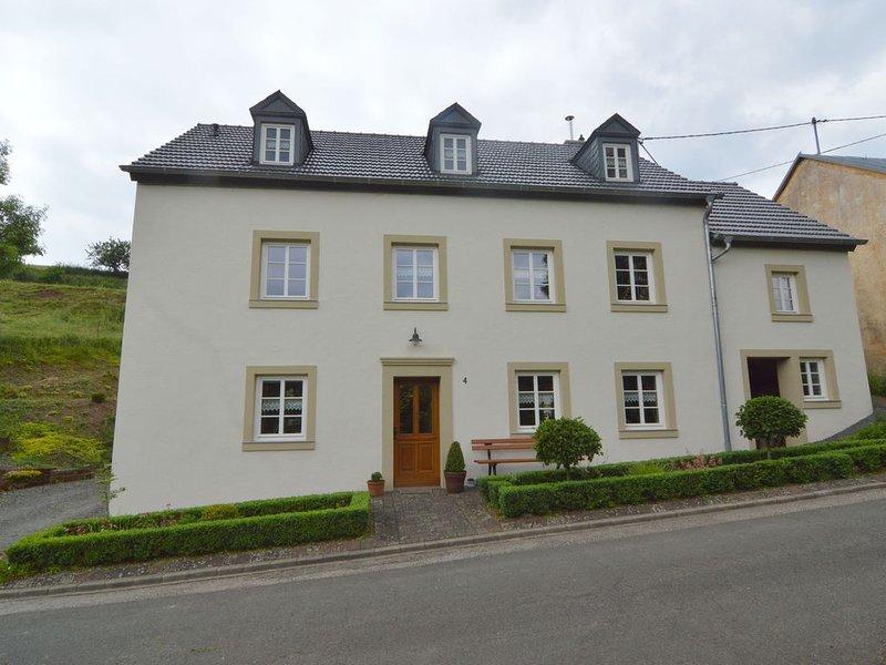 Peaceful Apartment in Plütscheid Eifel near Forest, vacation rental in Orlenbach