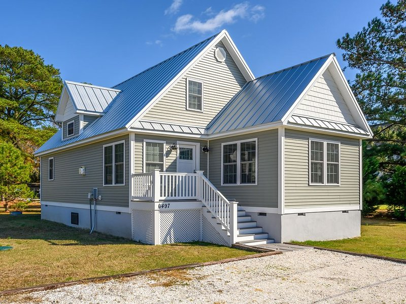 This breathtaking New Home is located close to everywhere you want to be., alquiler de vacaciones en Isla de Chincoteague