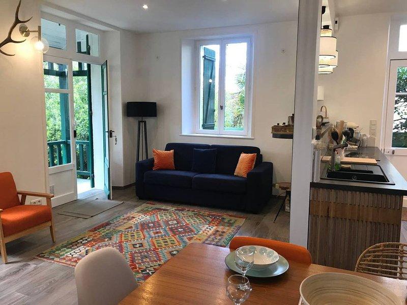 La Baule - Maison typique et calme 100 m de la mer, holiday rental in La-Baule-Escoublac