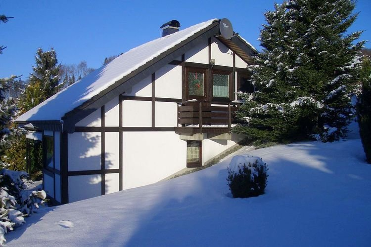 Beautiful Holiday Home in Mielinghausen near Ski Area, holiday rental in Cobbenrode