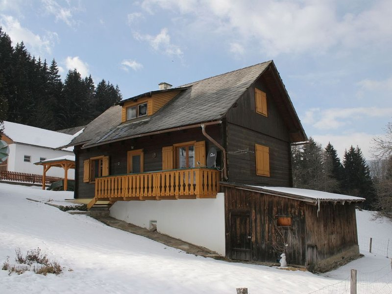 Holiday Home in Sankt Andra with Terrace, Garden, Heating, aluguéis de temporada em Sankt Stefan