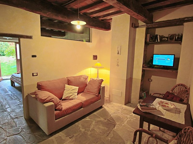 Farmhouse with pool in the hills, beautiful views, in the truffle area, holiday rental in Molino Abbadia