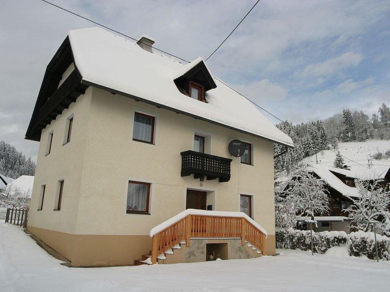 Scenic Holiday Home in Deutsch Griffen near Hochrindl, holiday rental in Sirnitz-Sonnseite